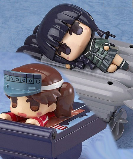 Kan Colle Bath Collection Ryujo & Kitakami - Good Smile Company preorder 20