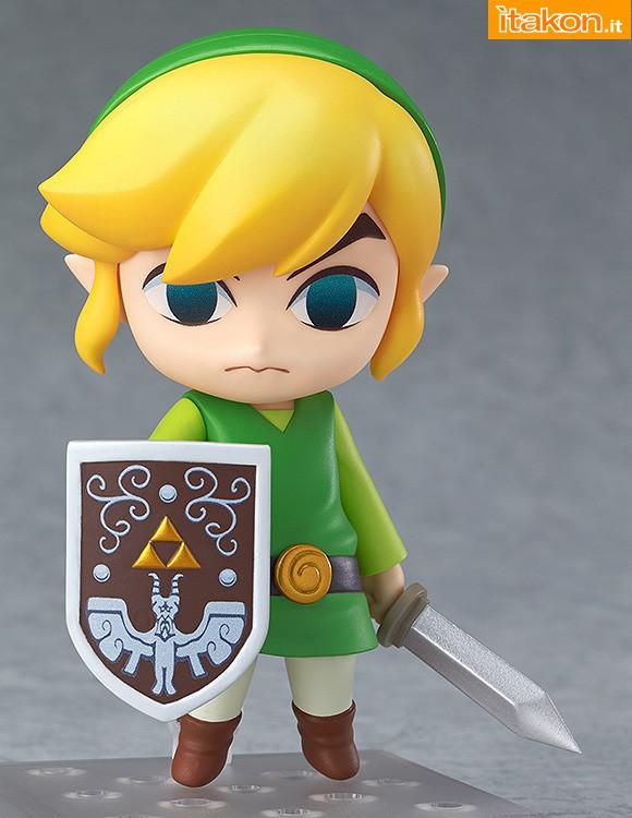 Link The Wind Waker - The Legend of Zelda - Nendoroid GSC preorder 01