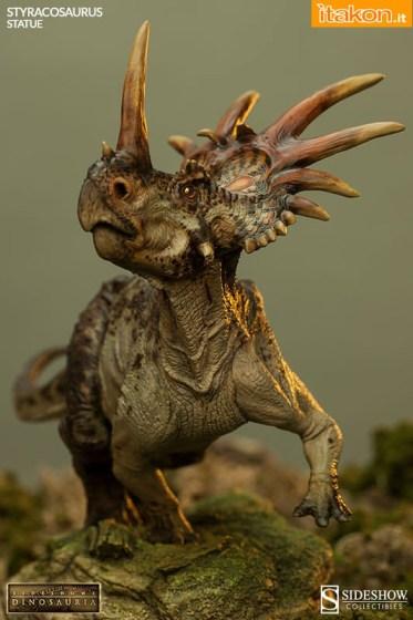 Styracosaurus statue di Sideshow (3)