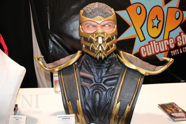 [Pop Culture Shock] Mortal Kombat 9 : Scorpion | Life Size bust - Página 2 B24