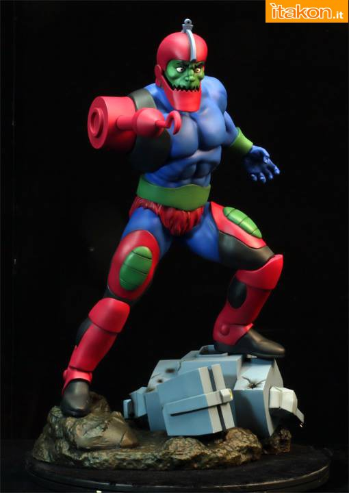 [Pop Culture Shock] Masters Of The Universe: Trap Jaw 1/4 scale A47