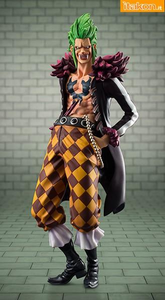 "[Megahouse] Portrait of Pirates ""Sailing Again"" | One Piece - Bartolomeo - Página 2 Bartolomeo-megahouse-OP-POP-info-pre-1"