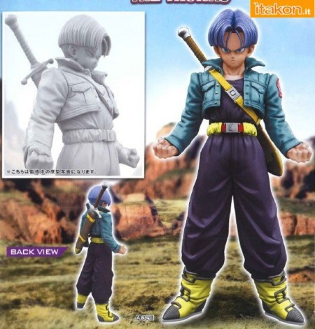 Future Trunks Master Star Piece
