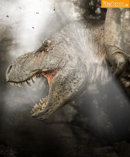 Dinosauria: T-Rex: The Tyrant King Statue - Annuncio Teaser