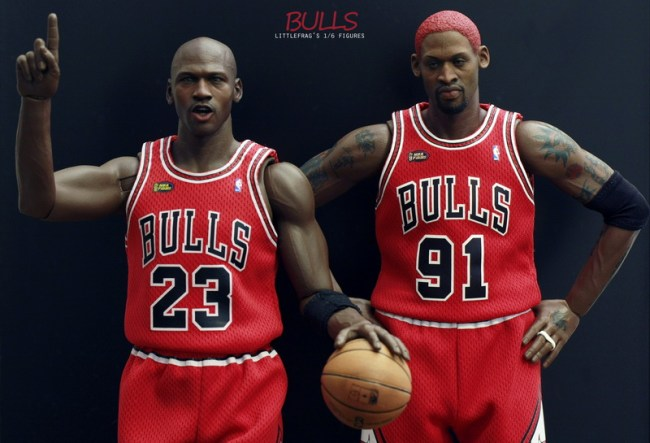 [Enterbay] NBA Legend Series: Dennis Rodman (Chicago Bulls) - Página 2 A273