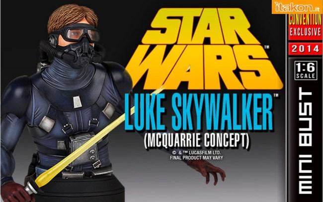 [Gentle Giant] Star Wars: Luke Skywalker McQuarrie Concept Mini Bust (SDCC 2014 Exclusive) Luke_gentlegiant_01