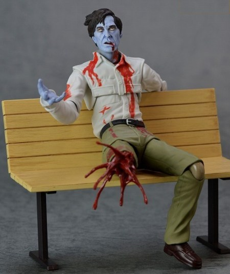 Stephen figma - Dawn of the Dead - Max Factory figma released 20