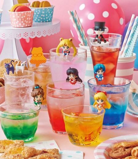 Ochatomo Series Sailor Moon megahouse Moon Prism Cafe 1