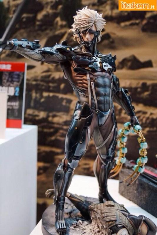 [Gecco,  Mamegyorai] Metal Gear Rising: Revengeance - RAIDEN White Armor 1/6 - SDCC2015 Exclusive - Página 3 Raiden-gecco-proto-color-tgs-1