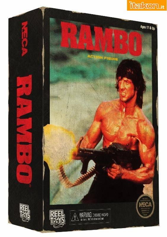 [NECA] Rambo: First Blood Part II - Rambo (NES ver.) 10712901_246525102161108_4647925471847167867_n