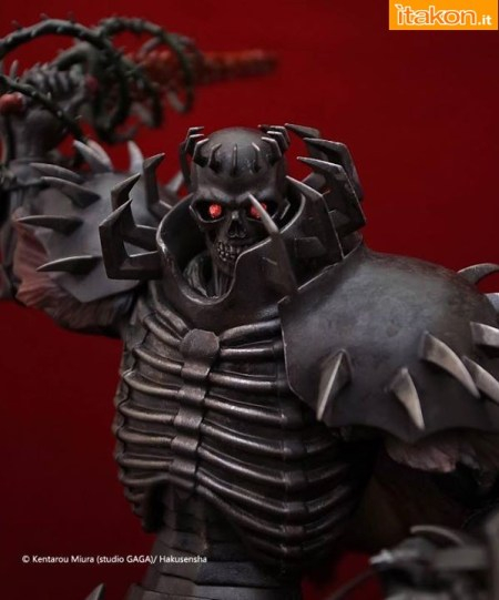 skull knight - 2014 - berserk - art of war - 14