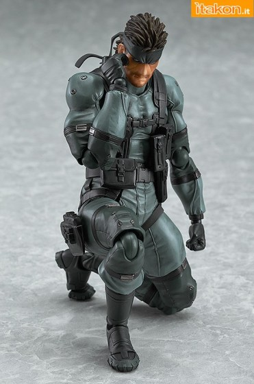solid snake - figma - max factory - preordini - 4
