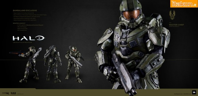 [ThreeA][Tópico Oficial] 1/6 Scale Collectible Figure | Halo: Master Chief 3A-Master-Chief-Figure-001
