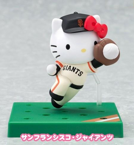 Hello Kitty MLB - Nendoroid Plus - GSC preorder 20