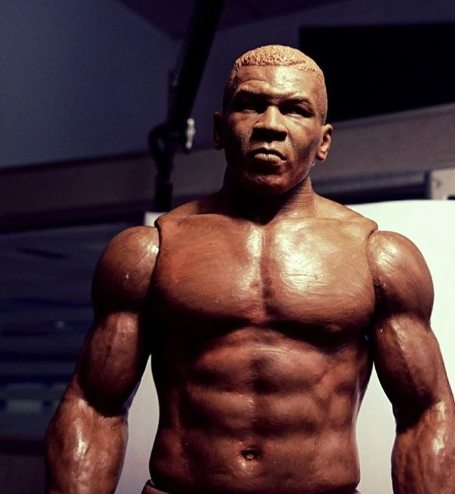 [Storm Collectibles] Mike Tyson (Heavyweight Special Edition) 1/6 V9