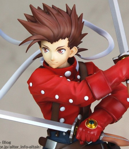 Lloyd Irving - Tales of Symphonia - ALTER preview 20