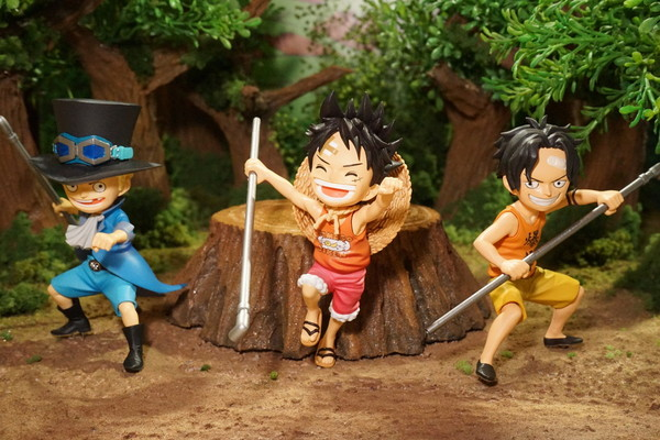[Bandai] Figuarts ZERO | One Piece - Childhood ver. One-Piece-Figuarts-ZERO-Childhood-ver.-05