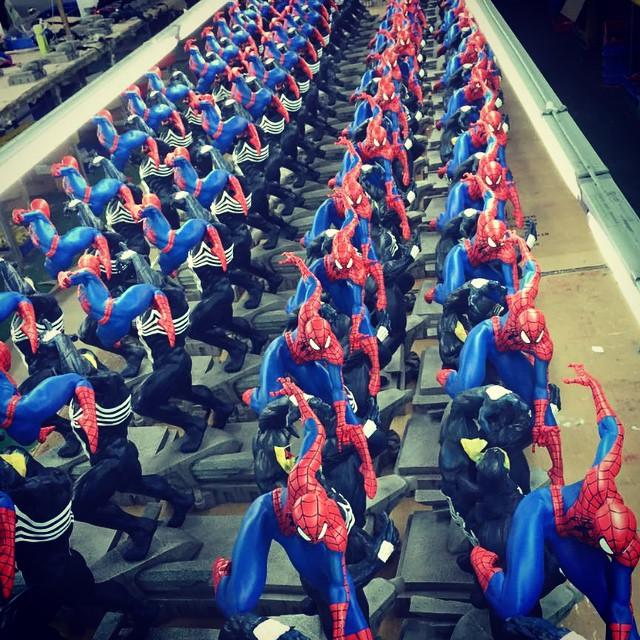 [Iron Studios] Marvel Comics: Battle Diorama 1/6 scale – Venom vs Spider-Man - Página 9 A114