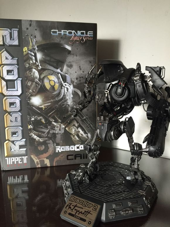 Chronicle ultimate Robocop line D112