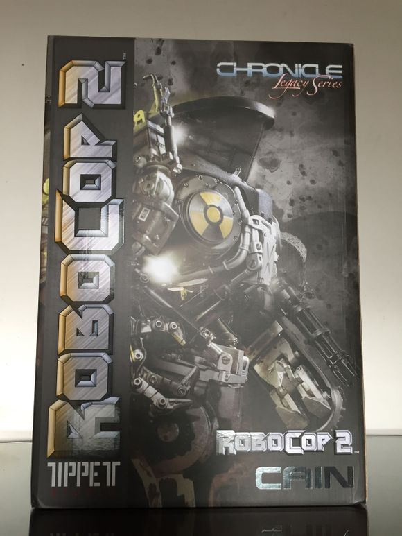 Chronicle ultimate Robocop line D15