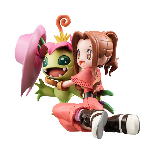 [Megahouse] - Digimon Adventure - Tachikawa Mimi e Palmon Digimon-adventure-mimi-tachikawa-e-palmon-megahouse-5