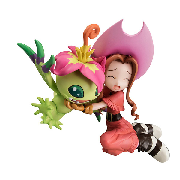 [Megahouse] - Digimon Adventure - Tachikawa Mimi e Palmon Digimon-adventure-mimi-tachikawa-e-palmon-megahouse-7