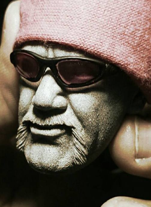 [Storm Toys] Hulk Hogan 1/6 scale V233