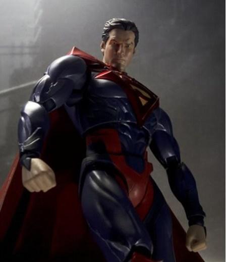 Superman Injustice - Bandai SH Figuarts pics 20