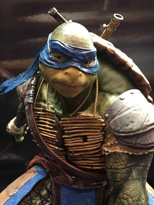 TMNT 2014 - Leonardo 1/4 Statue A262