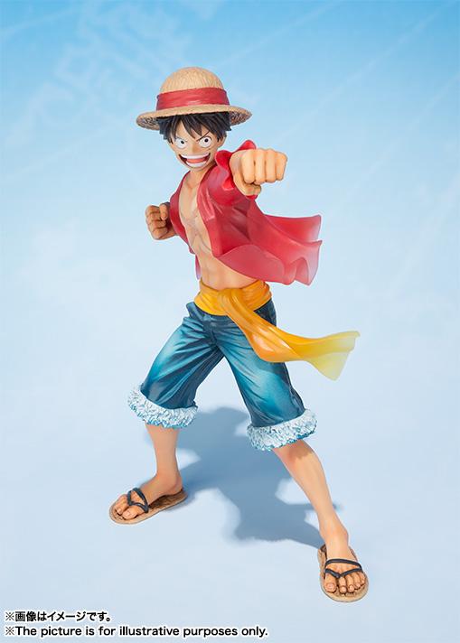 [Bandai] Figuarts ZERO- One Piece: Monkey D. Luffy - 5th Anniversary Edition Monkey-D.-Luffy-Figuarts-ZERO-5th-Anniversary-Edition-04