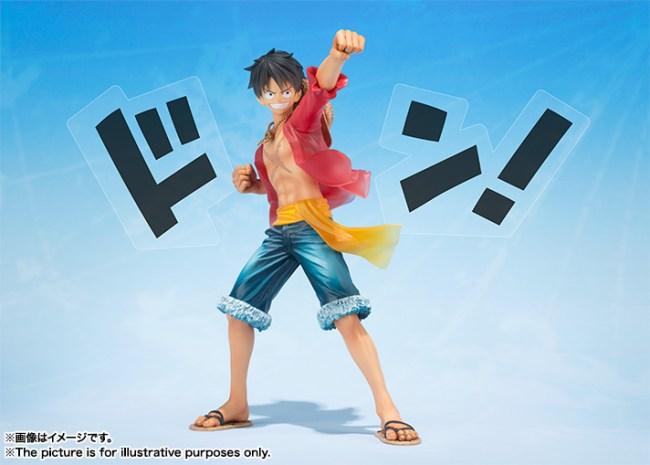 [Bandai] Figuarts ZERO- One Piece: Monkey D. Luffy - 5th Anniversary Edition Monkey-D.-Luffy-Figuarts-ZERO-5th-Anniversary-Edition-08