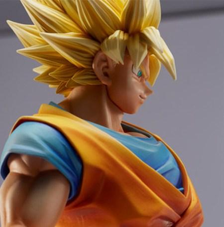 Son Goku SSJ Master Stars Piece Coloring Tenkaichi Budoukai Ver. 5