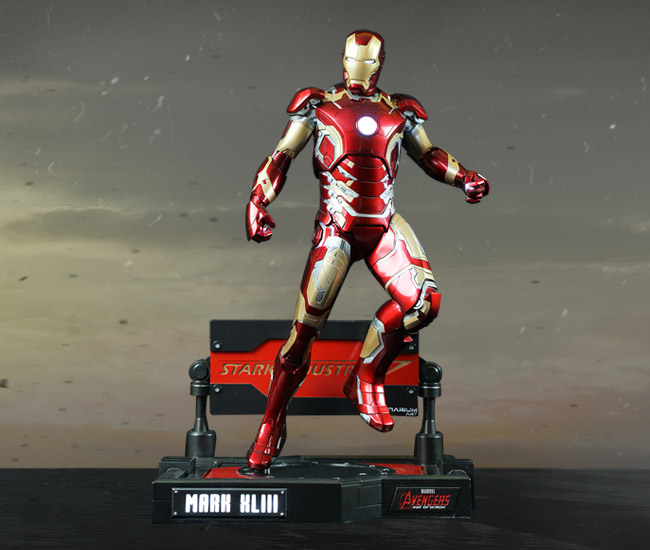 [Imaginarium Art] Avengers: Age of Ultron: Iron Man Mark XLIII  Z15