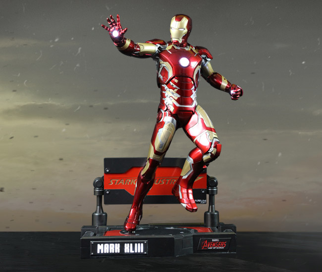 [Imaginarium Art] Avengers: Age of Ultron: Iron Man Mark XLIII  Z18