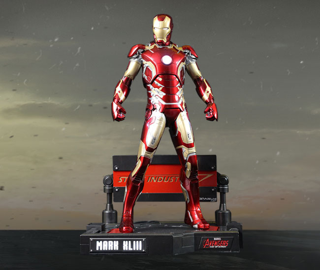 [Imaginarium Art] Avengers: Age of Ultron: Iron Man Mark XLIII  Z27