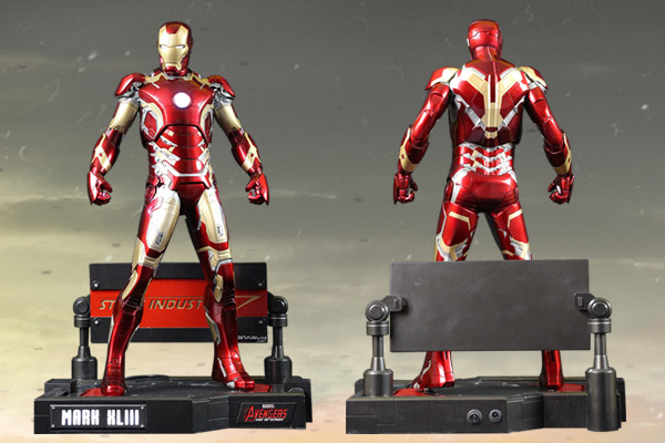 [Imaginarium Art] Avengers: Age of Ultron: Iron Man Mark XLIII  Z321
