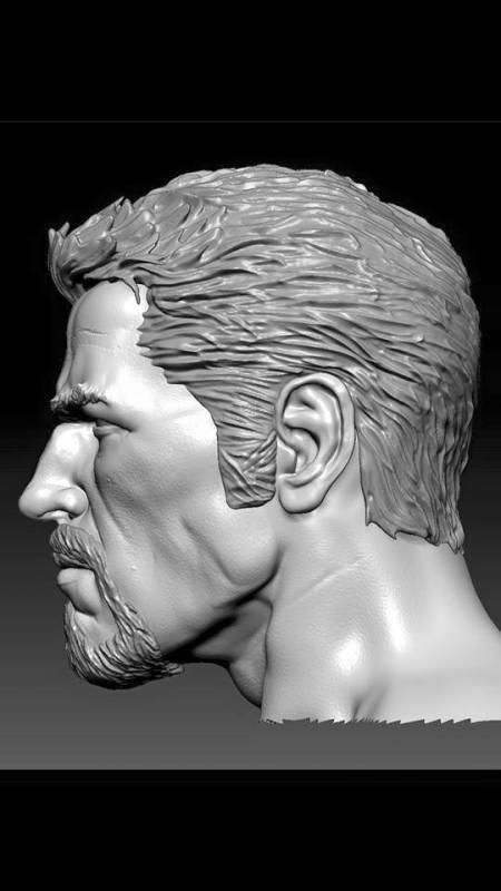 [XM Studios] Kraven Statue 11156245_1536827393204621_1646150016504793135_n