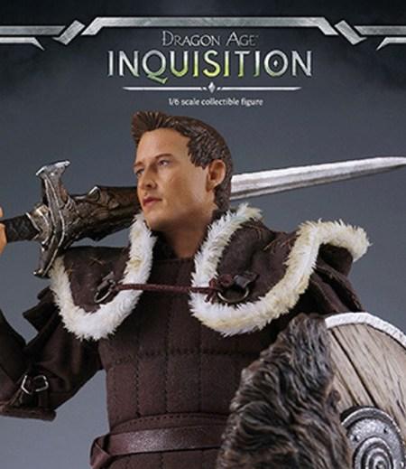 Alistair - Dragon Age Inquisition - ThreeZero preorder 20