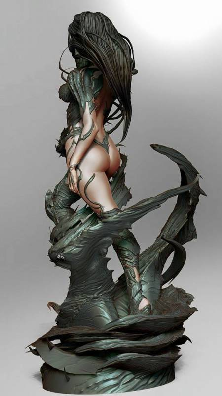 Premium Collectibles : Witchblade - Page 2 XM-Studios-3