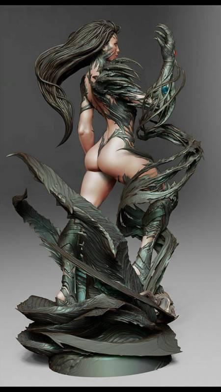 Premium Collectibles : Witchblade - Page 2 XM-Studios-4