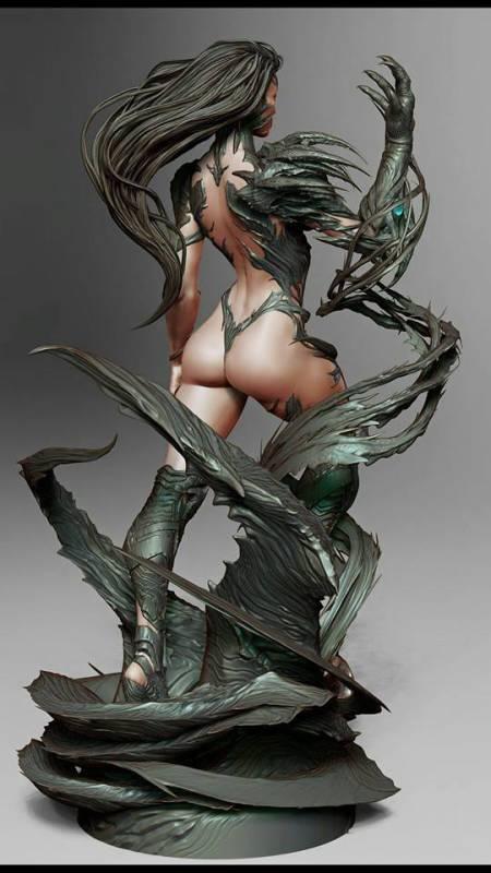 Premium Collectibles : Witchblade - Page 2 XM-Studios-6