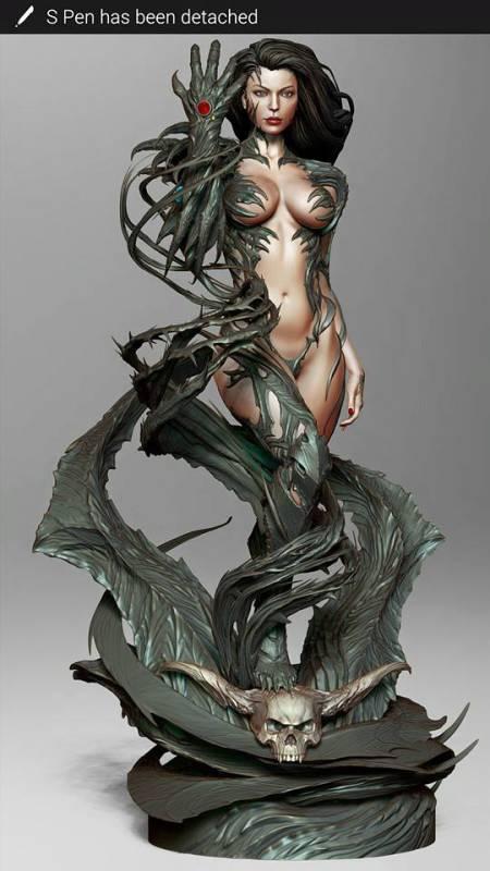 Premium Collectibles : Witchblade - Page 2 XM-Studios-7