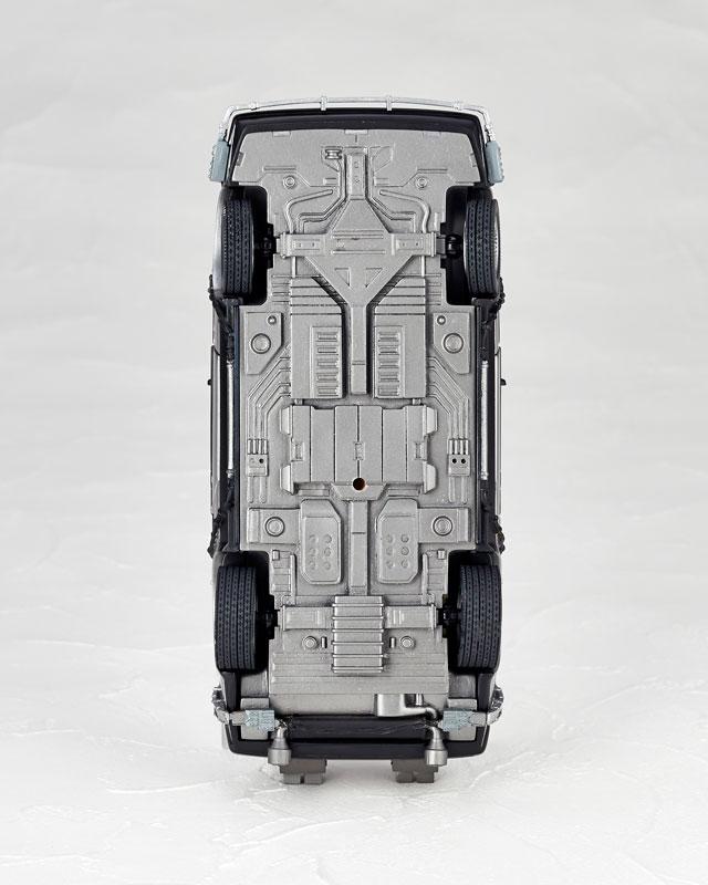 DeLorean Movie REVO - Back to the Future - Kaiyodo preorder 13