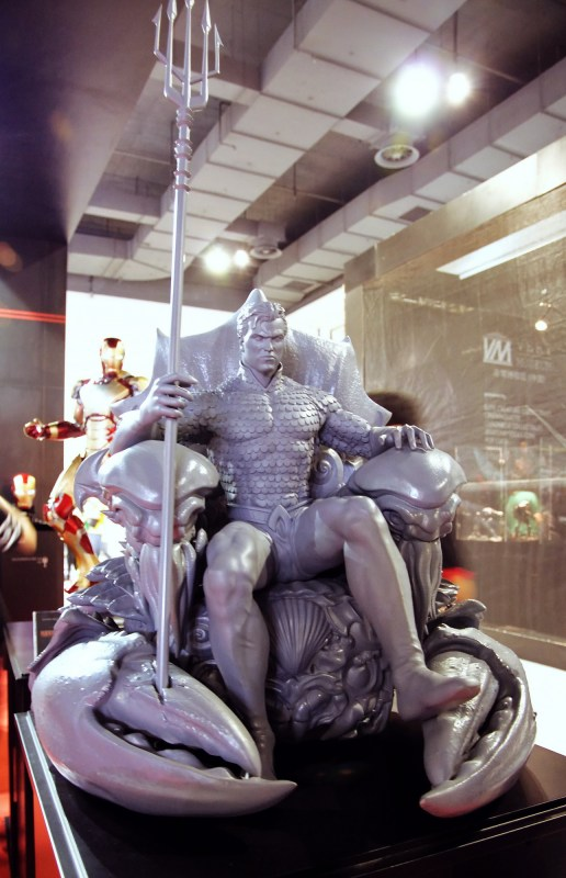 [IMAGINARIUM ART] Aquaman on Throne - 1/2 statue  Imaginarium-Art-Aquaman-on-Th-7