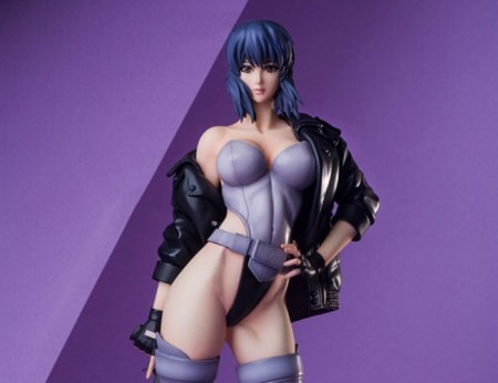 Motoko Kusanagi - Optical Camoufage Ghost in the Shell - Union Creative pre 20