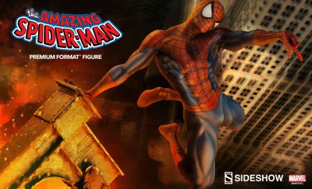 The Amazing Spider-Man Premium Format Figure (2)