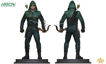 Arrow-TV-Series-Statue-Paperweight-1