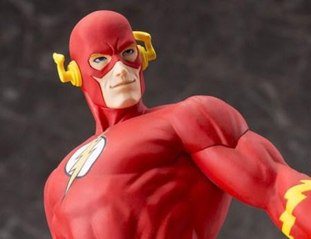 Flash - DC Universe - ARTFX Kotobukiya preorder 20