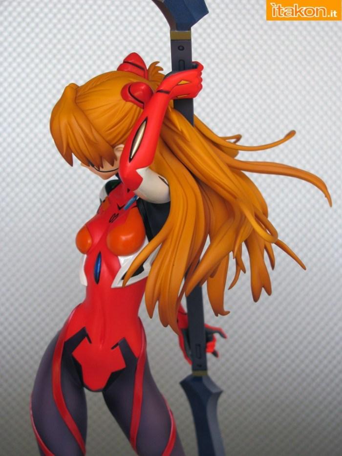 019 Shikinami Asuka Langley - Evangelion - AMAKUNI recensione