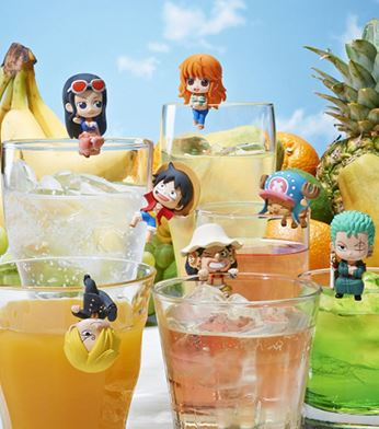 Nuovo set di One Piece Chara Land